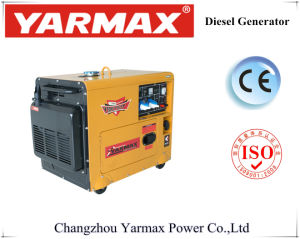 generatore diesel a basso rumore 5kVA