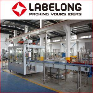 2018 Garrafas de água enchendo a linha de produção de plantas/máquina de enchimento/máquina de embalagem