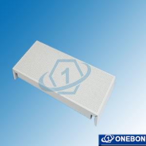 Panneaux en aluminium perforé pour le plafond
