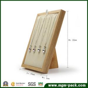 顧客用木の吊り下げ式の表示ホールダー