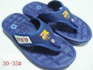OEM bascule occasionnels mignon enfant sandale pantoufle