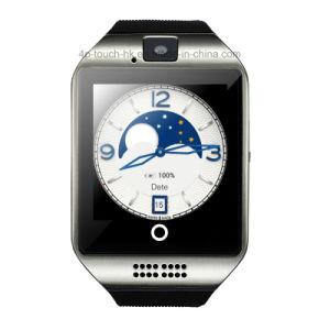 3G het Slimme Horloge van WiFi Bluetooth met de Monitor van het Tarief van het Hart (Q18 plus)