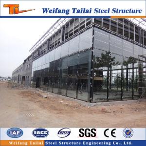 China Venta caliente almacén de la construcción de la estructura de acero