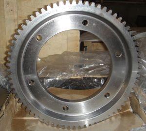 CNC Machining를 가진 스테인리스 Steel Forged Gear Wheel