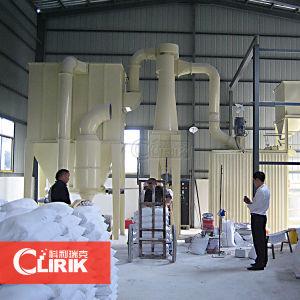Het Clirik Gekenmerkte Gips Micronizer van het Product met CE/ISO