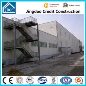 Stahlkonstruktion-Stall-Stahlrahmen-Lager