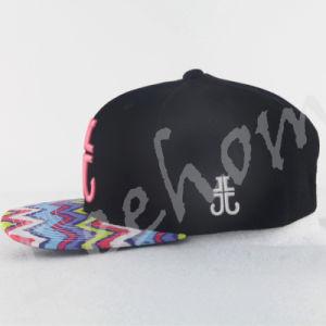 急な回復3Dの刺繍のスポーツの野球帽