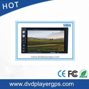 2 DIN 6.2  보편적인 차 DVD 플레이어