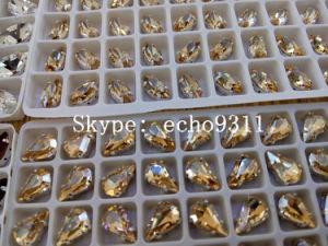 De Vorm van het Oog van het paard voor de Decoratie van Juwelen (DZ-3002)