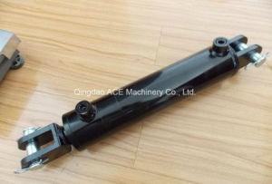 Cilindro idraulico saldato della Cavallotto-Fine dei cilindri