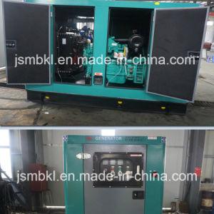 generatore diesel silenzioso raffreddato ad acqua di 100kw/125kVA 50Hz 1500rpm Ricardo