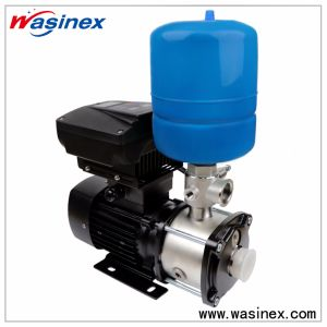 horizontale mehrstufige variable Pumpe der Frequenz-0.25kw
