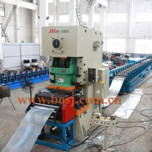 Roulis marin en acier galvanisé de panneau de promenade formant le fournisseur de machine de production
