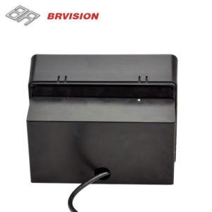 7 DIN с двойной цифровой монитор - вид сзади для тяжелых условий работы