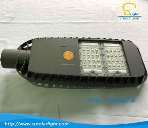 Gran cantidad de lúmenes 160~170lm/W Nueva tecnología patentada Calle luz LED 60W