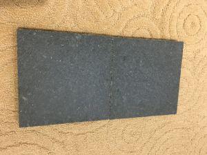 Het nieuwe G684 Zwarte Gevlamd en Geborstelde Basalt van Fuding Tegel voor de Betonmolens van de Vloer van de Muur