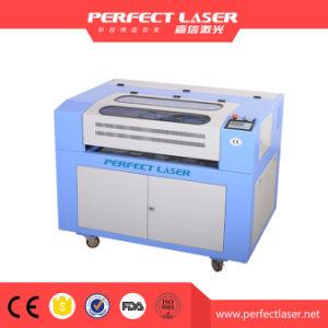 Pedk-6040/plastique acrylique 50W Graveur laser CO2 de la machine de coupe