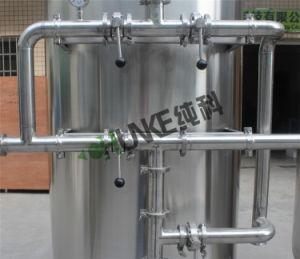 Le sable en acier inoxydable industrielle de l'eau du boîtier de filtre