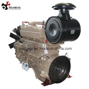 Nta855-P500 (500HP/373KW) de Motor van de Macht van Cummins voor de Machines van de Bouw van de Industrie