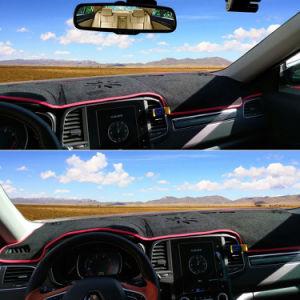 Het Binnenland van de Auto van het Stootkussen van de Dekking van de Zon van de Mat van het Dashboard van Dashmat van Fly5d voor Ford Focus 2011-2016