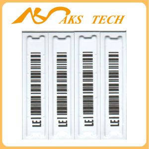 Produktsicherheits-Warnungs-Barcode-Kennsatz des Dr.-Am Label Anti-Theft Ensure