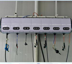 Mangueira Risense eléctrico/Molinete Molinete da Mangueira/Rolo automático do tubo de borracha de combinação do molinete