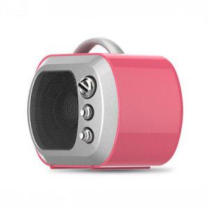 2018 소형 Retro Bluetooth 텔레비젼 작풍 휴대용 무선 스테레오 스피커