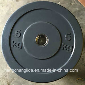 올림픽 Fitness Weightlifting Rubber Bumper Plate 또는 Barbell Plate