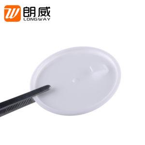 Traitement de surface de type simple cosmétique Utilisation des soins de la peau d'emballage vide 30 g de Crème pot en plastique