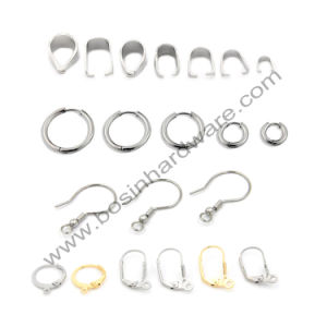 Branelli di fascino della collana del braccialetto dell'acciaio inossidabile dell'annata