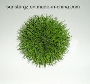 PE искусственных травяных растений мяч для украшения (43754)