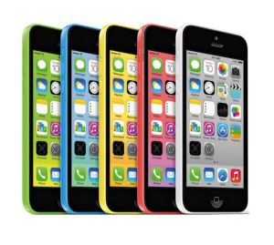 Remodelado Original Desbloqueado Telemóvel 5c Smart Cell Phone