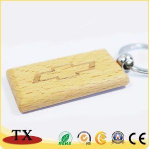 Настраиваемые дерева цепочки ключей прямоугольник дерева цепочке для ключей