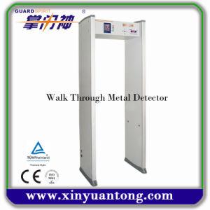 Detector de metal marco de la puerta de seguridad