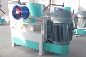 600-800kg/H縦のリングは餌の製造所を作る木製の餌を停止する