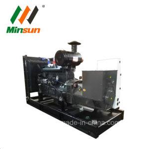 프로젝트를 위한 좋은 품질 200kw 상해 열려있는 유형 디젤 엔진 발전기