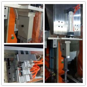 중국에서 코너 감싸는 기계