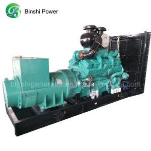 Ccec Cummins Engine Kta19-G8 520kw/650kVA (BCS520)를 가진 세트/Genset를 생성하는 고품질 디젤 엔진 힘