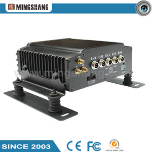 4CH 1080P bewegliches DVR System, Support GPS, 3G/4G, WiFi