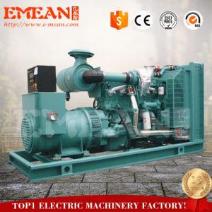 Открытого типа 40квт 3 фазы дизельный генератор в наличии на складе