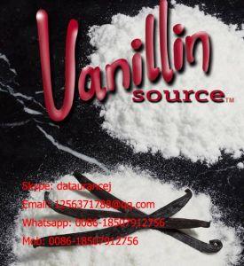 Vanilline de catégorie comestible dans la poudre 99.5%