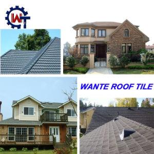 2017 Cheap de haute qualité en acier revêtu de pierre Bond tuile de toit