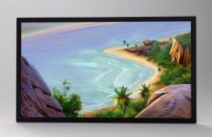 Châssis métallique 18.5-84 TFT LCD industrielle Moniteur LCD moniteur de la publicité