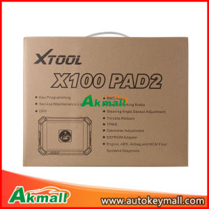 VW第4および第5 X100pad2のXtool X-100pad2の自動主プログラマー