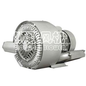 Ventilador Vortex regenerativa con doble etapa en máquinas de llenado de cerveza
