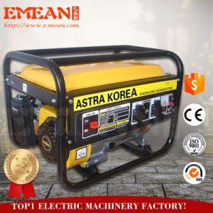 Benzin-Generator Honda-3kVA mit elektrischem Starter (3500BE)
