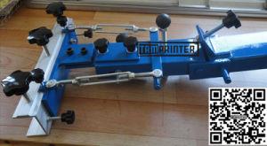 stampatrice manuale dello schermo della tessile del polipo di prezzi bassi 6-Color