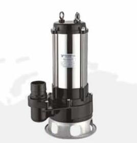 Bomba sumergible de Aguas Residuales (WQ23-15-2.2) con CE