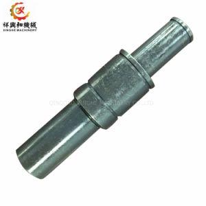 Asta cilindrica del pignone della corona dentata dell'OEM con lavorare