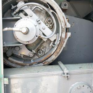 Gebruikte Kraan 7150 150ton van de Vrachtwagen van het Kruippakje Kobelco in Goede Kwaliteit!
